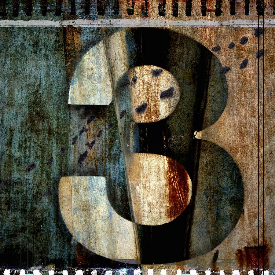 Three Photograph - Three Along The Way by Carol Leigh