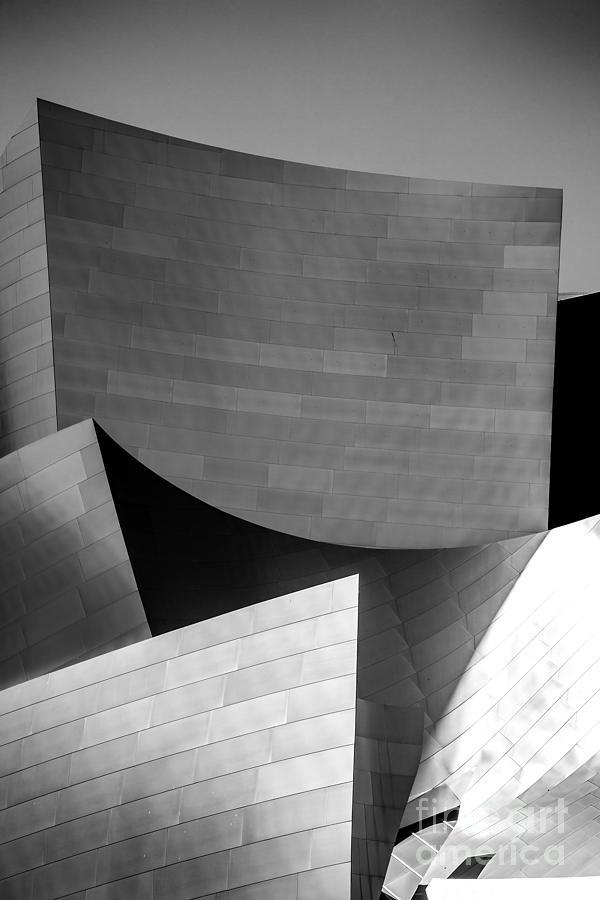 Los Angeles Photograph - Three Points by Az Jackson