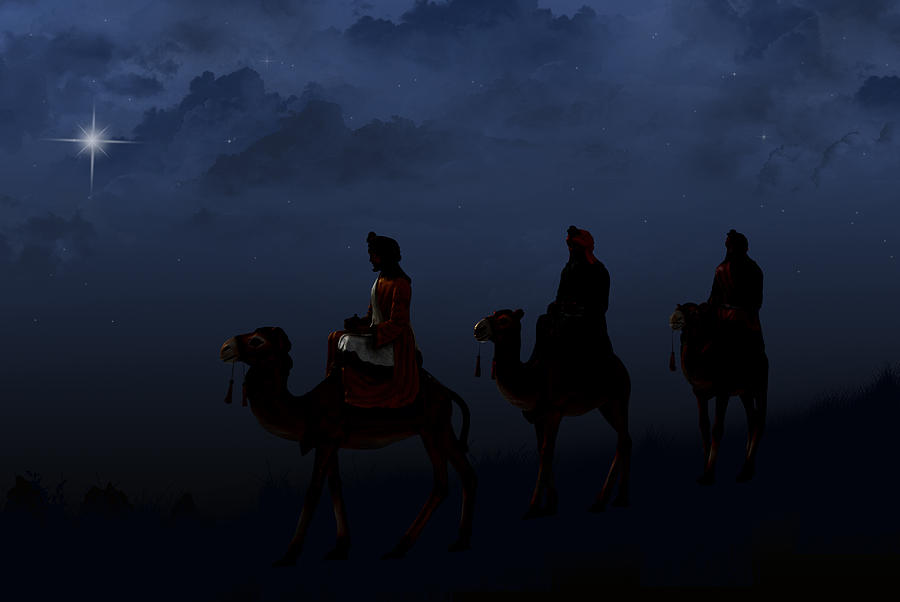 Image result for the three wise men