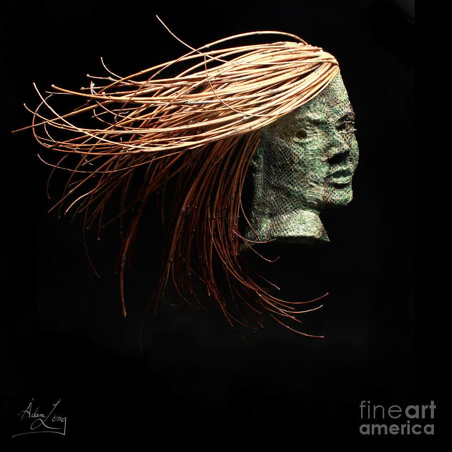 Sculpture Sculpture - Thrill by Adam Long