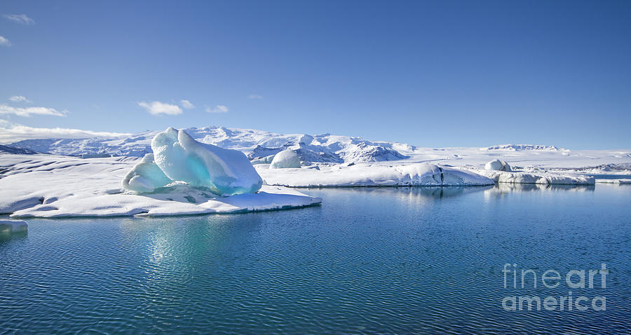 Throne Of Ice Photograph