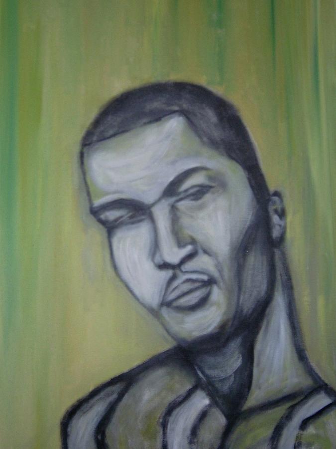Caricature Painting - TI by Joseph Ferguson