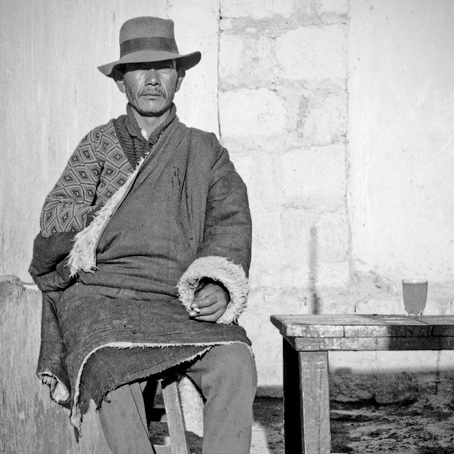 Tibetan Gunslinger by Neil Pankler