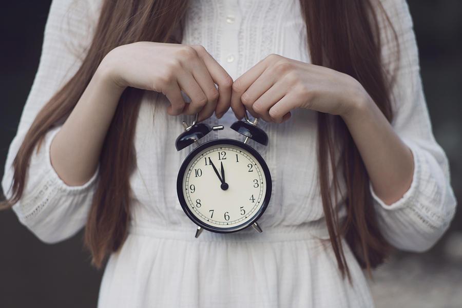 Ticking Clock Photograph by SrdjanPav