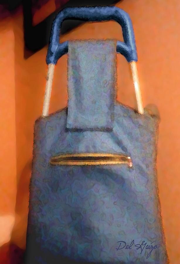 Tiki Luggage Photograph