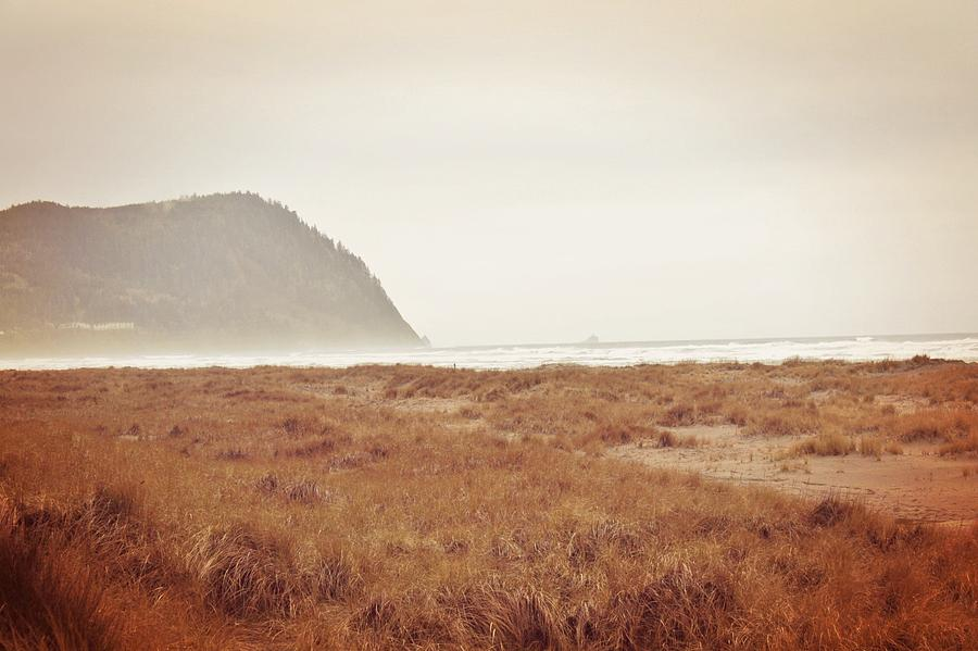 Seaside Oregon Photograph - Tillamook Head by Cathie Tyler