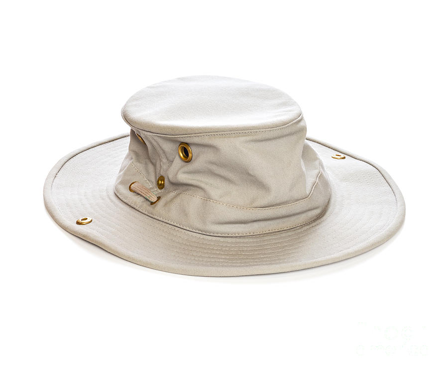 Canadian Photograph - Tilley Hat by Colin and Linda McKie