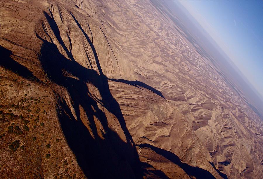 Aerial Photography Photograph - Tilt 1 by Sylvan Adams
