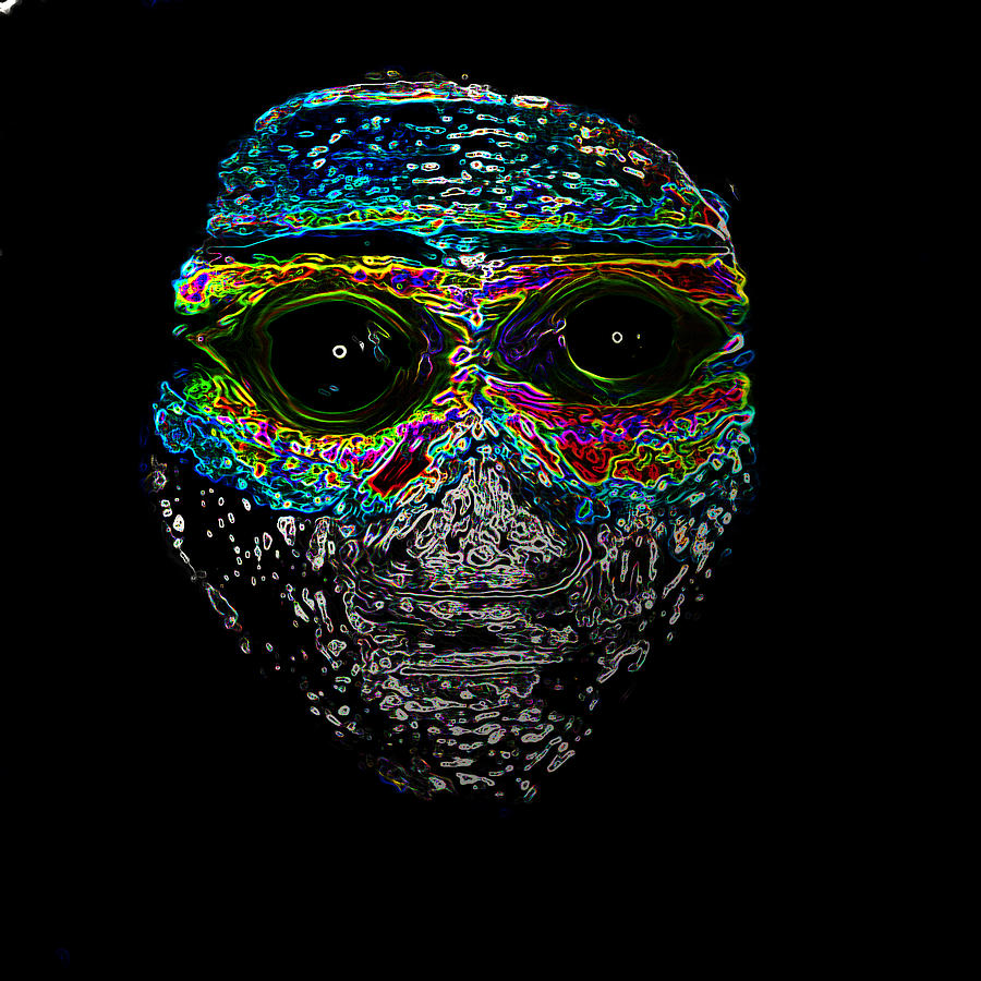 Digital Art - tim by Coal