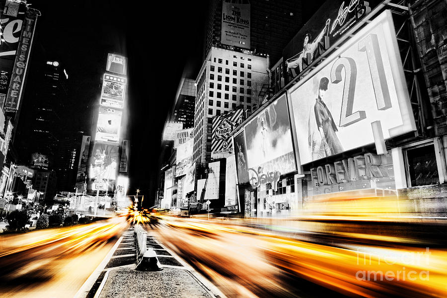 Time Lapse Square Photograph By Andrew Paranavitana