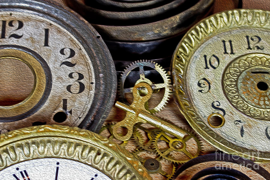 Time Photograph - Time Long Gone by Tom Gari Gallery-Three-Photography