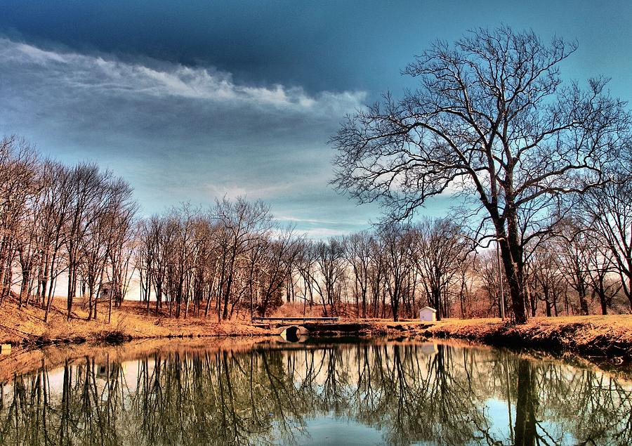 Landscape Photograph - Time Out  by Tom Druin