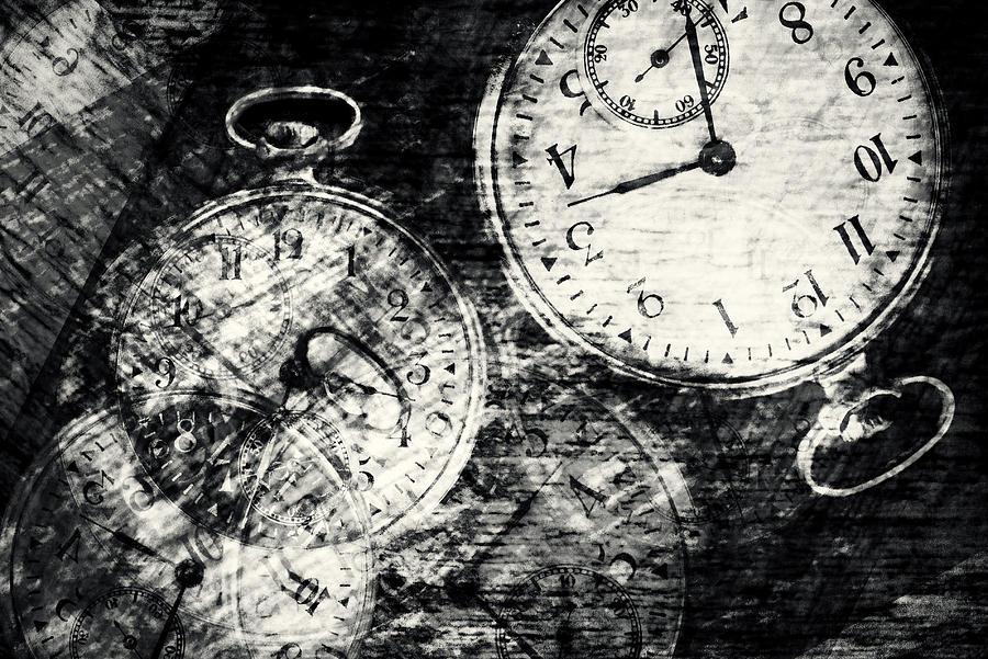Abstract Photograph - Time passing  by Svetoslav Sokolov
