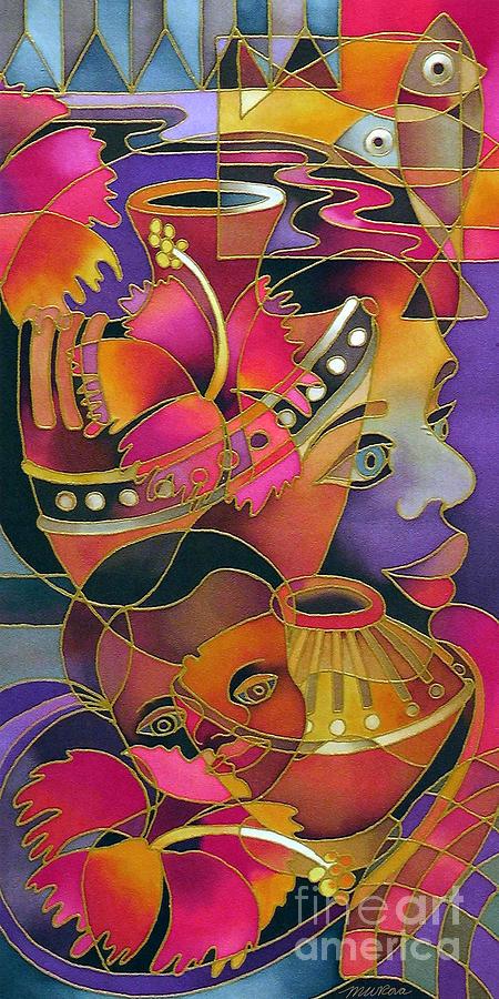 Tinana II - Strength of a Woman by Maria Rova