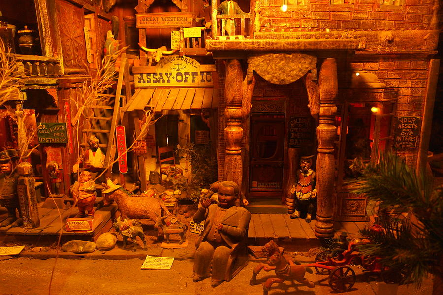 Still Life Photograph - Tinkertown by Jeff Swan