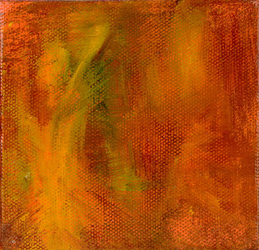 Expression Painting - Tiny Dancer by Sue McElligott