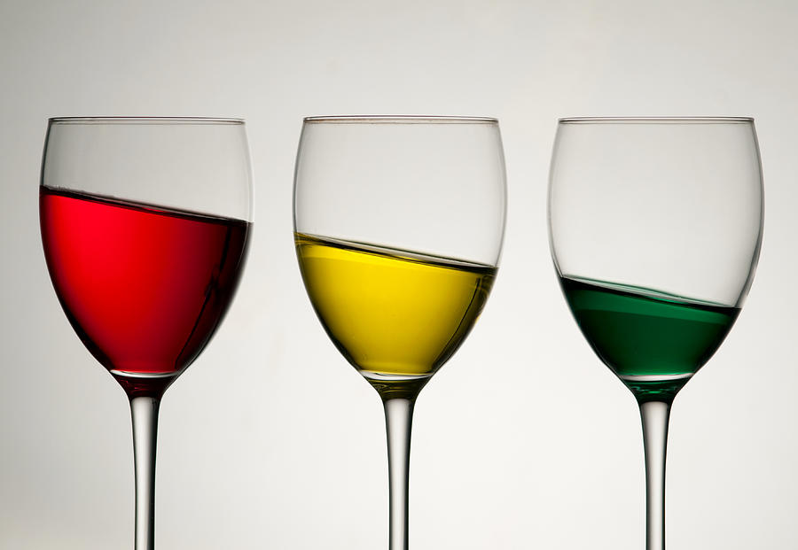 Colour Photograph - Tipple by AJM Photography