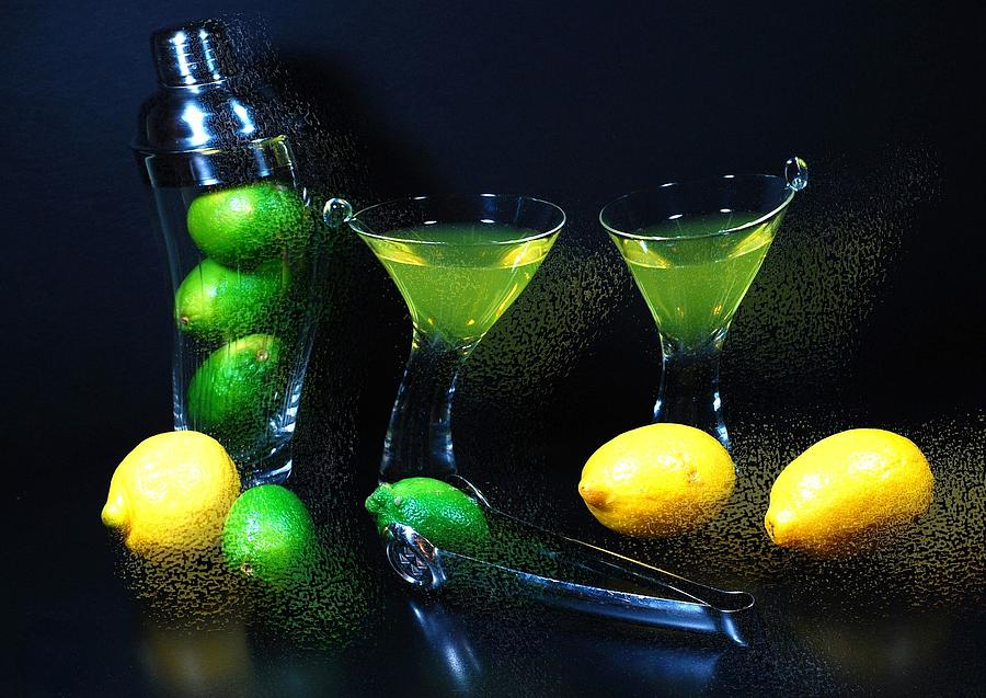 Alcohol Photograph - Tipsy by Diana Angstadt