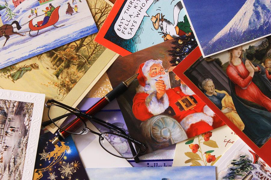 Holiday Card Photograph - Tis The Season by Joe Kozlowski