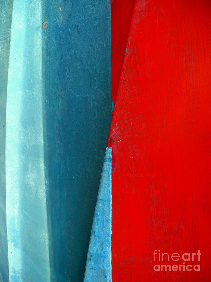 Abstract Photograph - To Be Titled by Robert Riordan