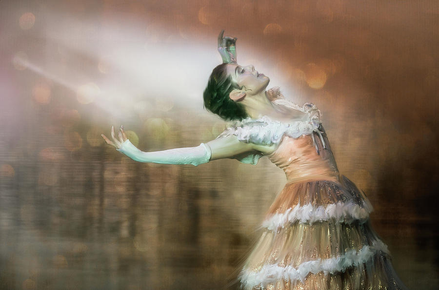 Ballet Photograph - To Dance by Charlaine Gerber