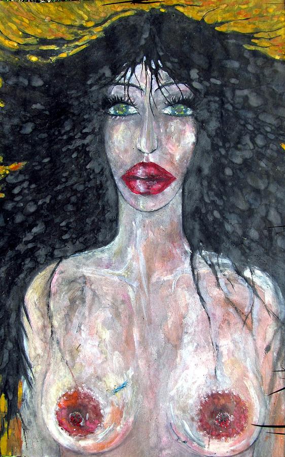 Colour Painting - To Front by Wojtek Kowalski