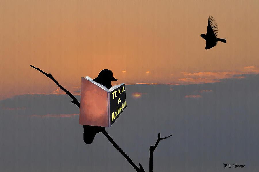 To Kill A Mockingbird Photograph - To Kill A Mockingbird by Bill Cannon