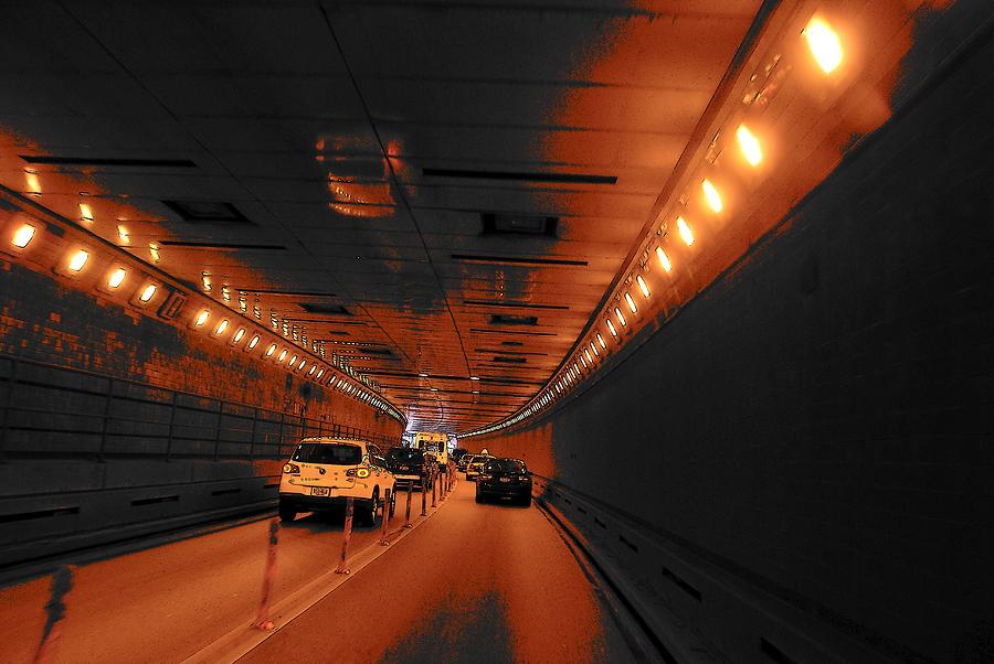 Roads Photograph - To Queens by John Schneider