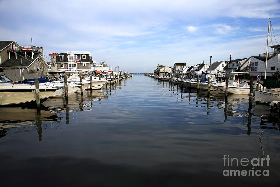 To The Sea At Lbi Photograph - To The Sea At Lbi by John Rizzuto