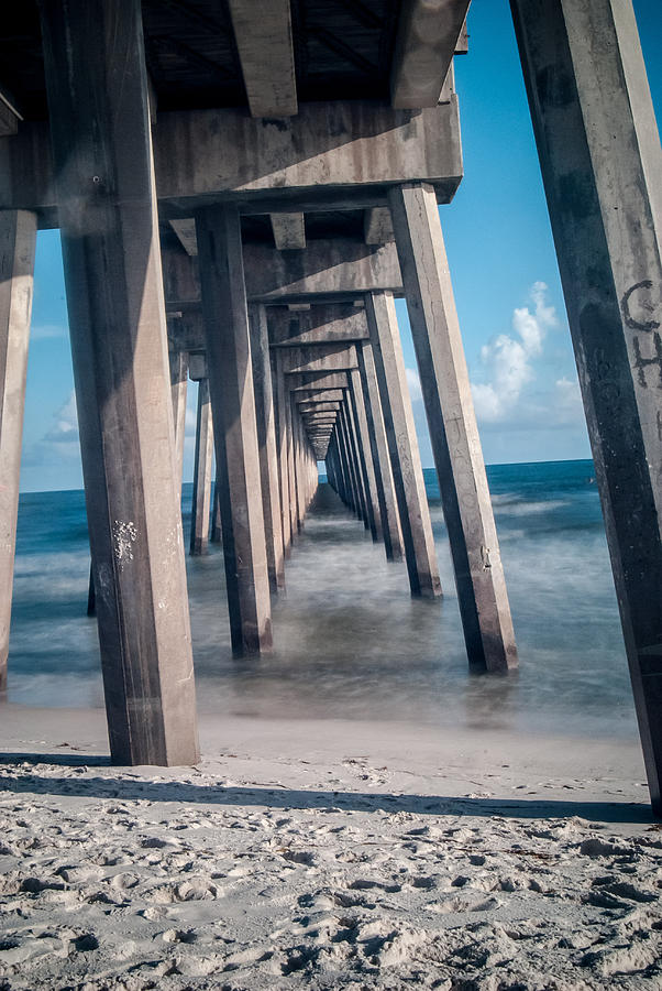 Beach Photograph - To The World Beyond by Jon Cody