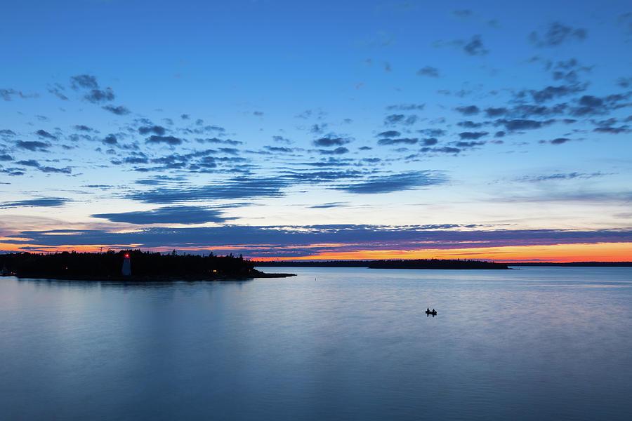 Tobermory, Ontario, Canada Photograph by Benedek