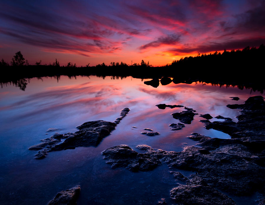 Tobermory Sunset Photograph By Cale Best
