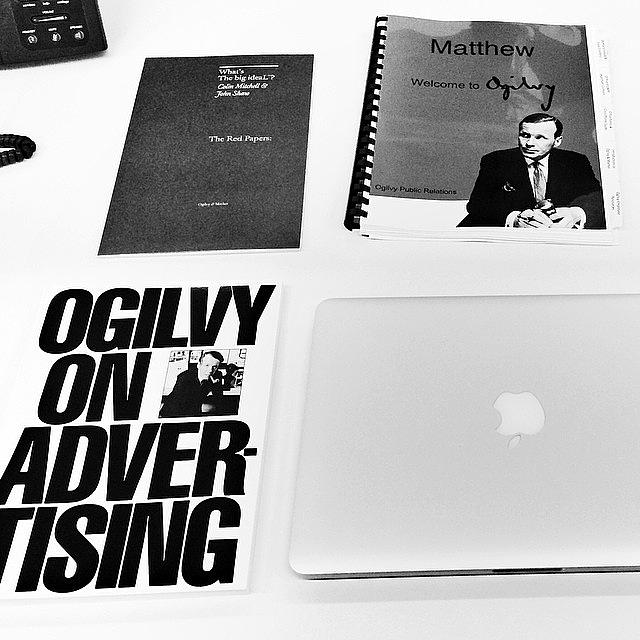 Ogilvy Photograph - Today Was Something Of A Career by Matthew Bryan Beck