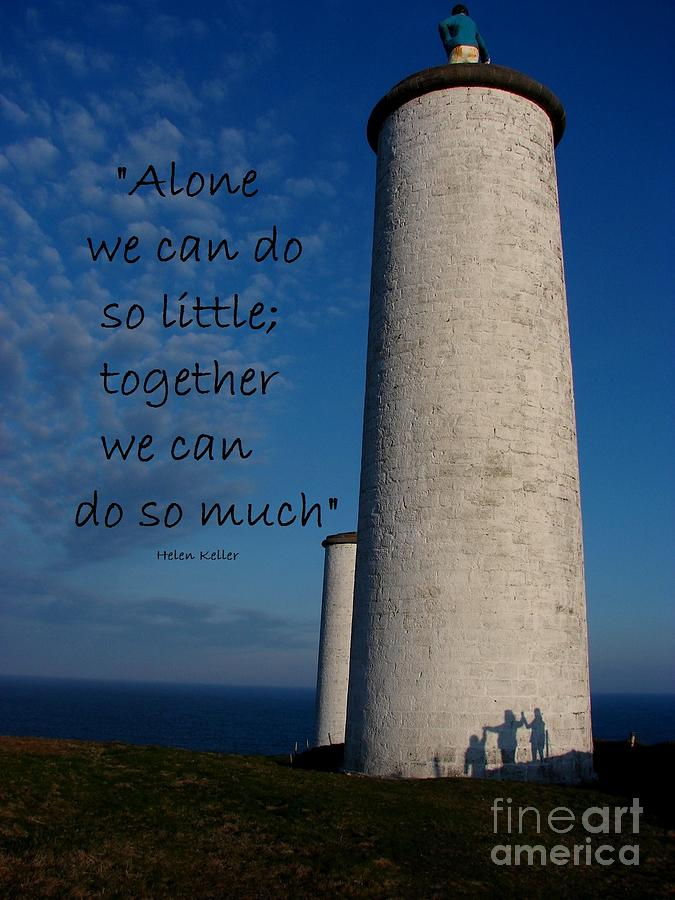Together We Can Do So Much Photograph