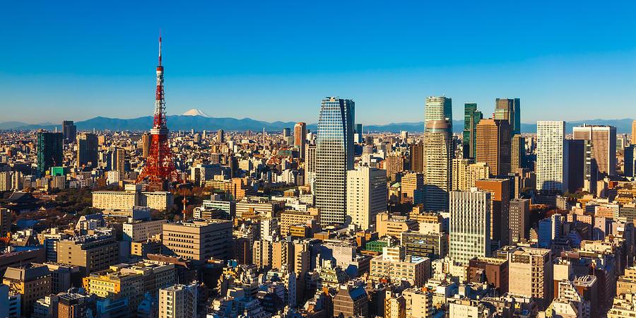 Tokyo Photograph - Tokyo 12 by Tom Uhlenberg