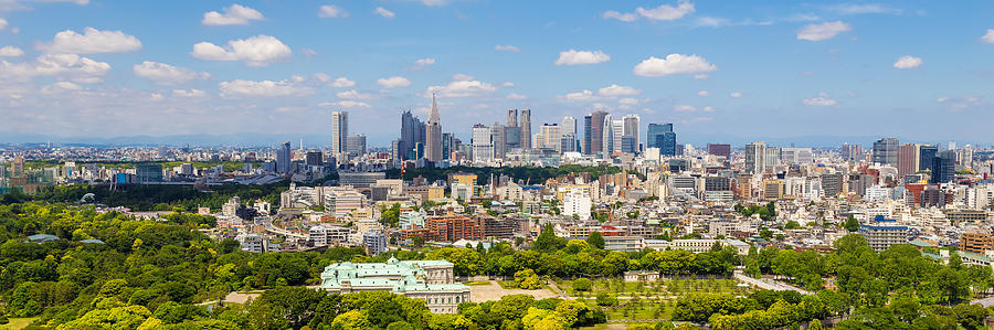 Tokyo Photograph - Tokyo 26 by Tom Uhlenberg
