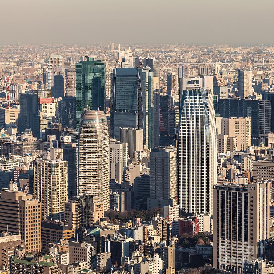 Tokyo Photograph - Tokyo 29 by Tom Uhlenberg