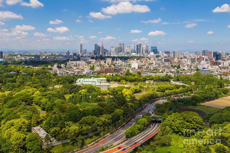 Tokyo Photograph - Tokyo 30 by Tom Uhlenberg