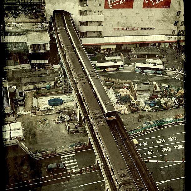 Japan Photograph - #tokyo#landscape#japan by Tokyo Sanpopo