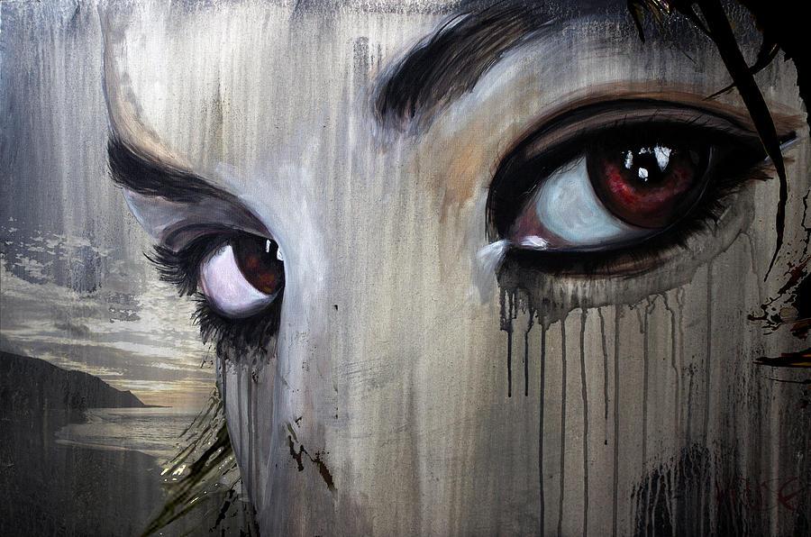 Tomb Painting - Tomb Raider Reborn by James Kruse