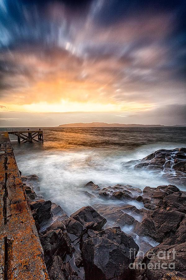Ayrshire Photograph - Tomorrow by John Farnan