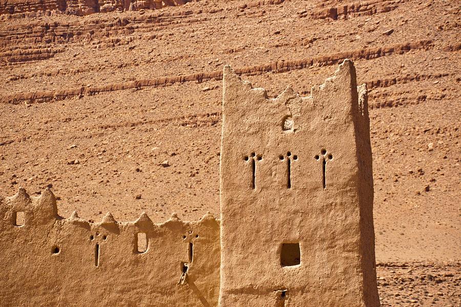 Berbers Photograph - Tone On Tone by Renato Sensibile