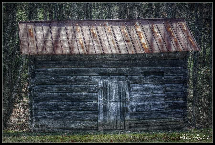 West Virginia Photograph - Tool Shed by Missy Richards