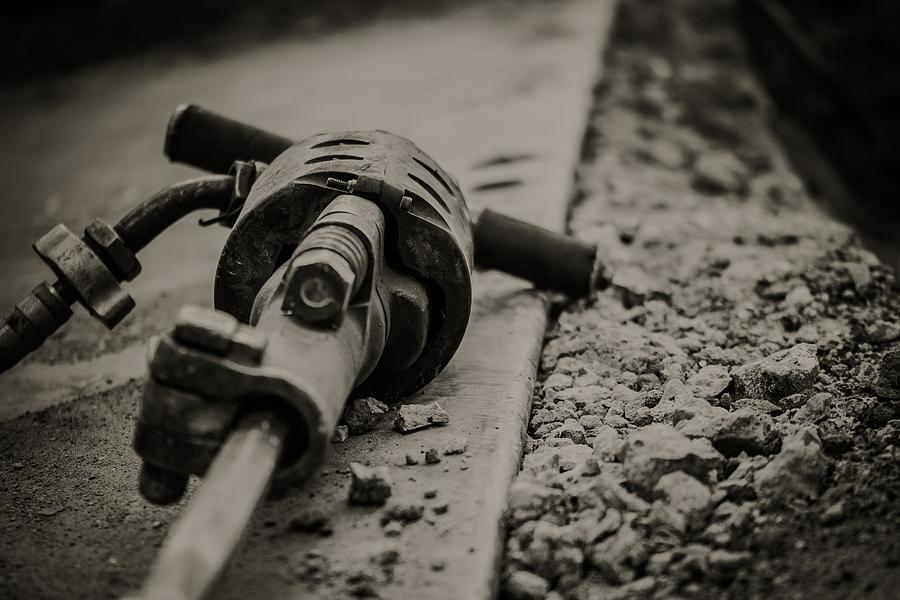 Tool Photograph - Tools Of The Trade by Edward Khutoretskiy