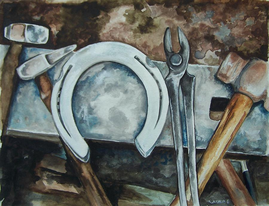 Tools of the Trade by Kathy Laughlin