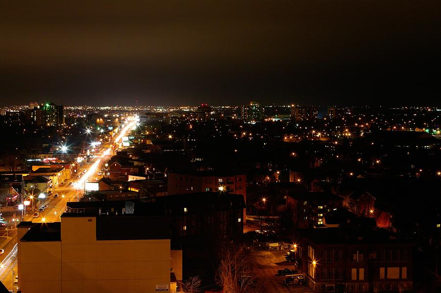 Kingston Photograph - Top Of Kingston Series 002 by Paul Wash
