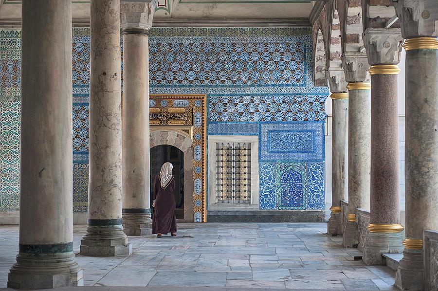 Topkapi Palace Photograph by Salvator Barki