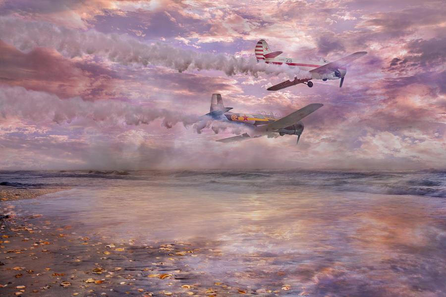 Topsail Flyers Digital Art