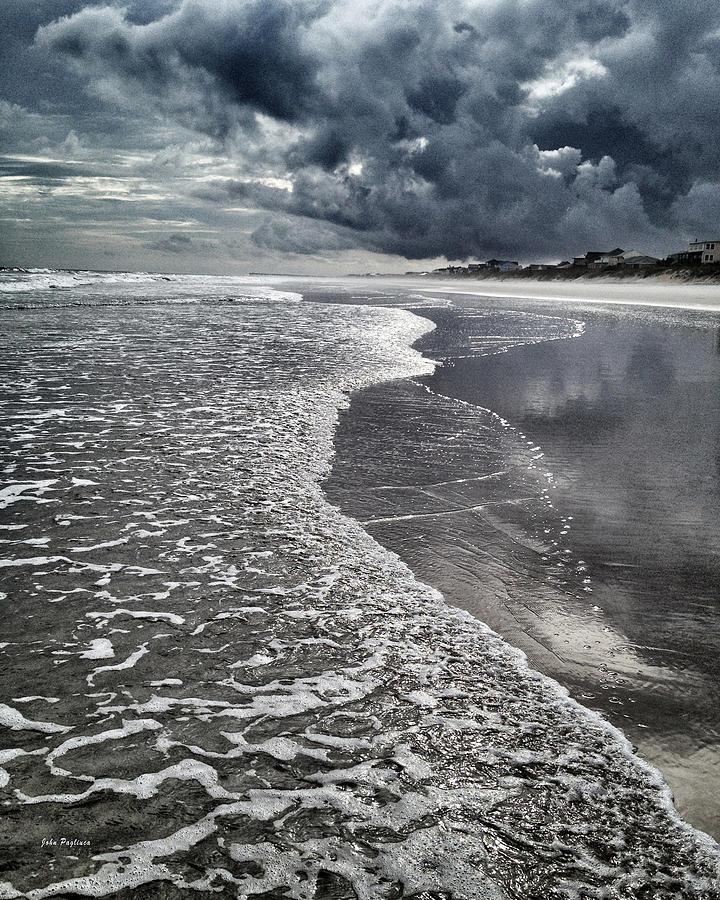 Topsail Surfline by John Pagliuca