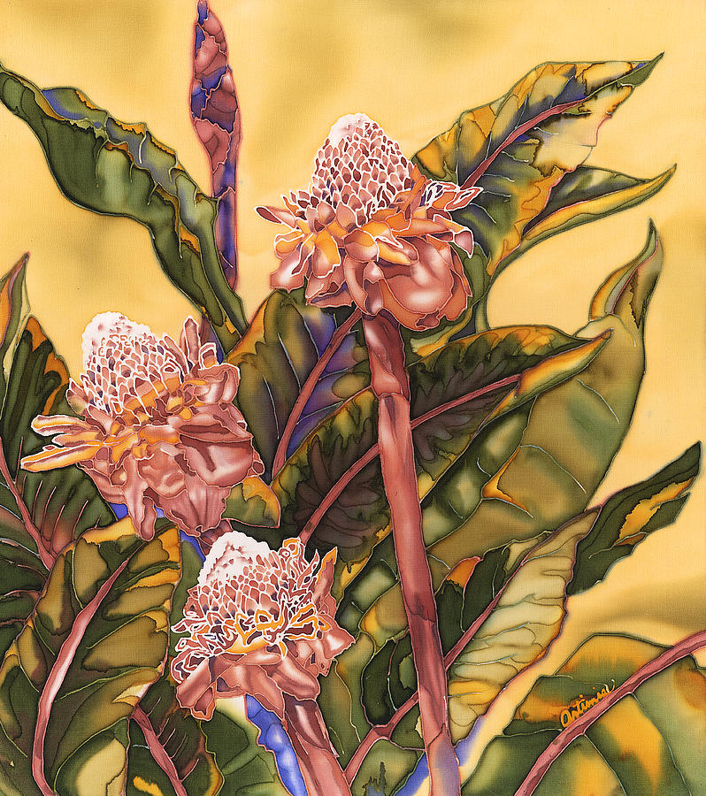 Torch Ginger by Artimis Alcyone